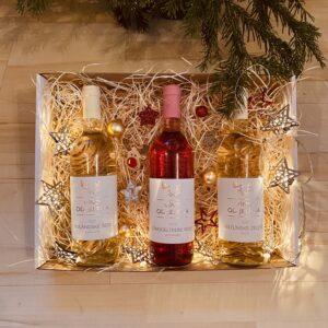 Dárkové sady vín